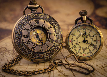 Alte Uhren