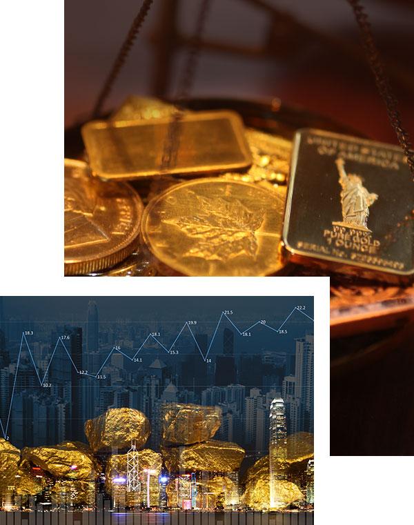 Gold kaufen: Wie kann man eine Schätzung vornehmen